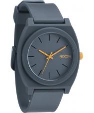 Nixon A119-2244 Time Teller P Matte Steel Grey Watch