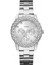 Guess W0335L1 Ladies Dazzler Silver Steel Bracelet Watch