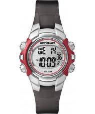 Timex T5K807 Marathon Black Resin Strap Watch