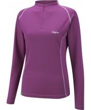 Surfanic SW122601-640-XL Ladies Zip Currant Baselayer - Size XL