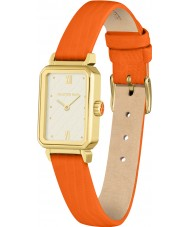 Halcyon Days HD2016 Ladies Salamander Orange Leather Strap Watch