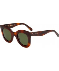 Celine Ladies CL41093 S 05L 1E 46 Sunglasses