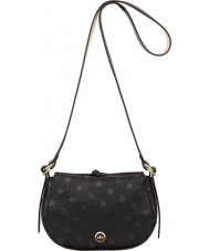 Nica NH6191-BLACKDOT Ladies Suki Black Polka Mini Shoulder Bag