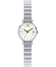 Orla Kiely OK4005 Ladies Frankie Silver Steel Bracelet Watch