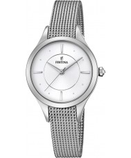 Festina F16958-1 Ladies Mademoiselle Silver Steel Bracelet Watch