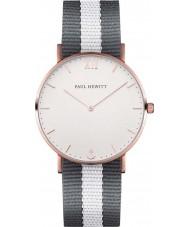 Paul Hewitt PH-SA-R-ST-W-GRW-20 Sailor Line Watch