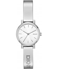 DKNY NY2306 Ladies Soho Silver Watch
