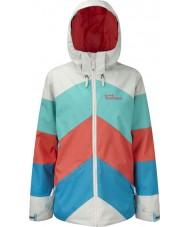 Westbeach Ladies Multicolour Kadenwood Jacket