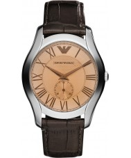 Emporio Armani AR1704 Mens Classic Brown Leather Strap Watch