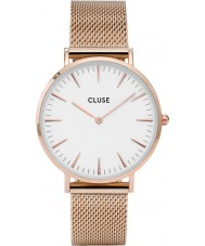 Cluse CL18112 Ladies La Boheme Mesh Watch