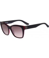 Karl Lagerfeld Ladies KL899S Black Red Sunglasses