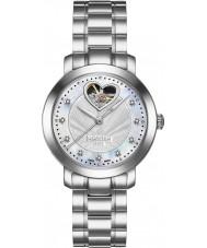 Roamer 556661-41-19-50 Lady Sweetheart Silver Steel Bracelet Watch
