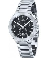 Klaus Kobec KK-20002-03 Mens Alexander Silver Chronograph Watch