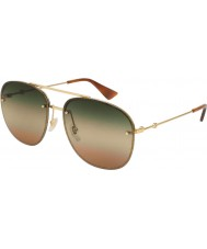 Gucci Mens GG0227S 004 62 Sunglasses
