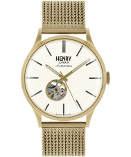 Henry London HL42-AM-0284 Mens Heritage Watch