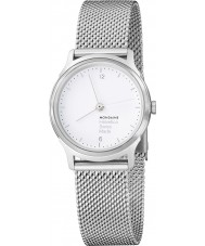 Mondaine MH1-L1110-SM Helvetica No 1 Light Watch