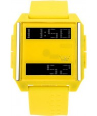 LTD Watch LTD-050401 Yellow Mix and Match Digital Watch