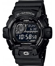 Casio GR-8900A-1ER Mens G-Shock World Time Black Solar Powered Watch