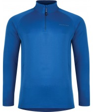 Dare2b DML116-9PR95-XXXL Mens Fuseline II Skydiver Blue Core Stretch Midlayer - Size XXXL