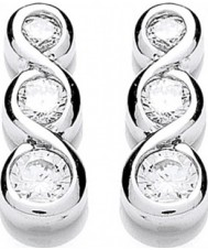 Purity 925 PUR1310ES Ladies Earrings