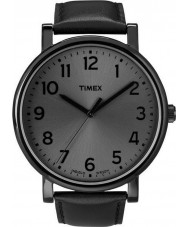 Timex Originals T2N346 All Black Classic Round Watch