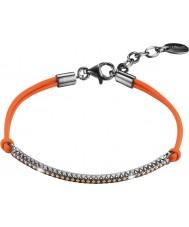 Esprit ESBR91442D170 Brilliance Expression Orange Bracelet
