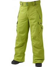 Westbeach TGB1012-XL Mens Green Upperlevels Pants - Size XL