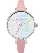 Daisy Dixon DD024PS Ladies Kylie Pink Leather Strap Watch