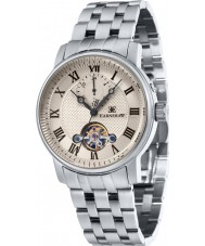Thomas Earnshaw ES-8042-11 Mens Westminster Silver Steel Automatic Watch