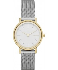 Skagen SKW2445 Ladies Hald Silver Steel Mesh Bracelet Watch