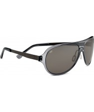Serengeti Alice Crystal Dark Grey Polarized PhD CPG Sunglasses