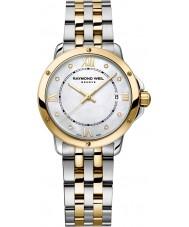 Raymond Weil 5391-STP-00995 Ladies Tango Two Tone Steel Diamond Watch