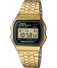 Casio A159WGEA-1EF Collection Classic Gold Plated Watch