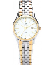 Royal London 21187-04 Ladies Classic Two Tone Watch