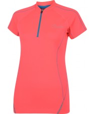 Dare2b Ladies Revel Neon Pink T-Shirt