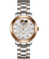 Roamer 556661-46-19-50 Lady Sweetheart Two Tone Steel Bracelet Watch