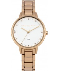French Connection FC1281RGM Ladies Rose Gold Plated Bracelet Watch