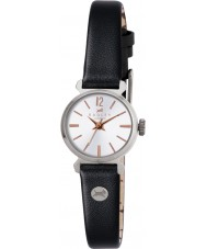 Radley RY2107 Ladies Vintage Black Leather Strap Watch