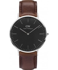 Daniel Wellington DW00100131 Classic Black Bristol 40mm Watch
