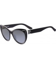 Karl Lagerfeld Ladies KL900S Black Sunglasses