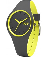 Ice-Watch 001486 Ice Duo Anthracite Silicone Strap Watch
