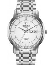 Roamer 570637-41-15-50 Mens R-Matic IV Silver Steel Bracelet Watch