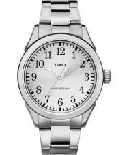 Timex TW2P99800 Ladies Briarwood Terrace Silver Steel Bracelet Watch