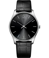 Calvin Klein K4D211C1 Mens Classic Black Watch