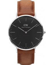 Daniel Wellington DW00100132 Classic Black Durham 40mm Watch