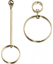 Fiorelli E5165 Ladies Modern Metals Earrings
