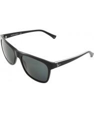 Emporio Armani EA4002 55 Essential Leisure Black 501787 Sunglasses