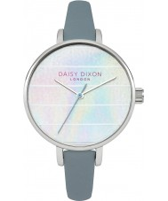 Daisy Dixon DD024US Ladies Kylie Blue Leather Strap Watch