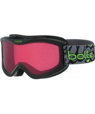 Bolle 21511 Volt Black Graffiti - Vermillon Ski Goggles - 6 plus Years
