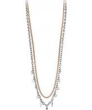 Dyrberg Kern 335158 Ladies Cephaila Rosegold Necklace with Pendants